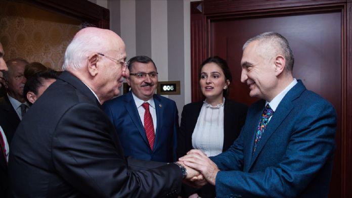 TBMM Başkanı Kahraman Kosova'da