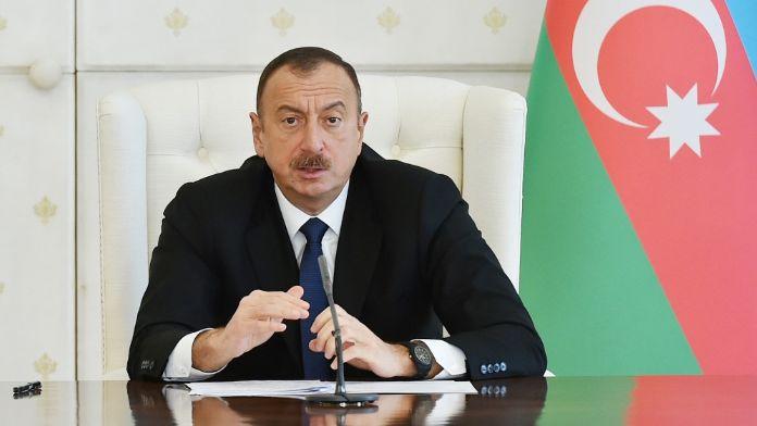 Aliyev: Ermenilere gerekli cevap verildi