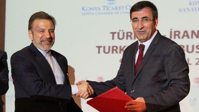 Türkiye-İran iş formu imzalandı
