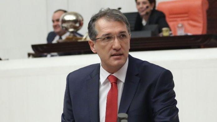 Milletvekili İrgil: 'Organize Sanayilerde 743 Boş Parsel Varken Tarım Alanına Batı OSB Yapmak Yanlış'