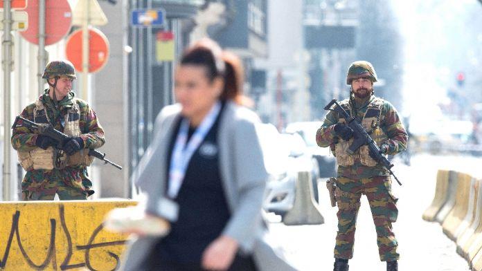 Brüksel saldırılarına tutuklama
