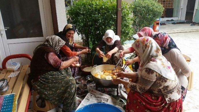 Çan'da Lokma Hayrı Düzenlendi