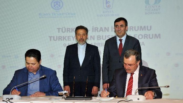 Türk Ve İran İş Dünyası Arasındaki Sorunlar, Uluslararası Alternatif Yollarla Çözülecek