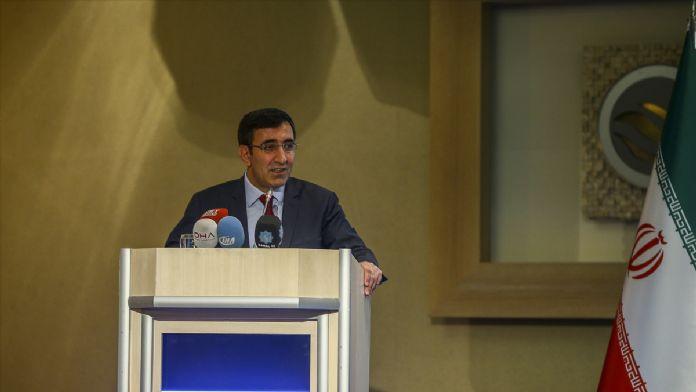 Türkiye-İran Karma Ekonomi Komisyonu 25. Dönem Toplantısı (2)
