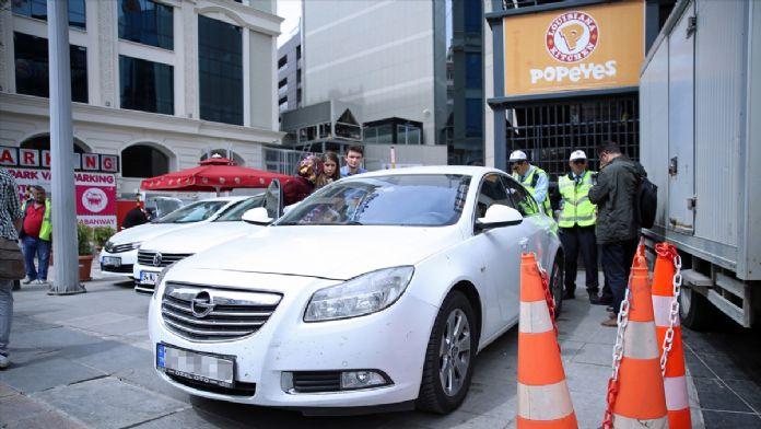 Başkent polisinin denetimleri sürüyor