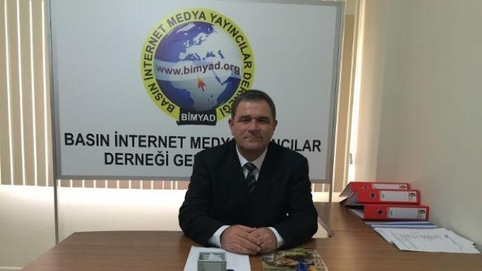 Bimyad Başkanı Selim Apohan Polis Teşkilatının 171. Yılının Kutladı
