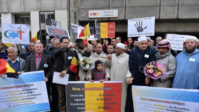 Brüksel'de terör operasyonları