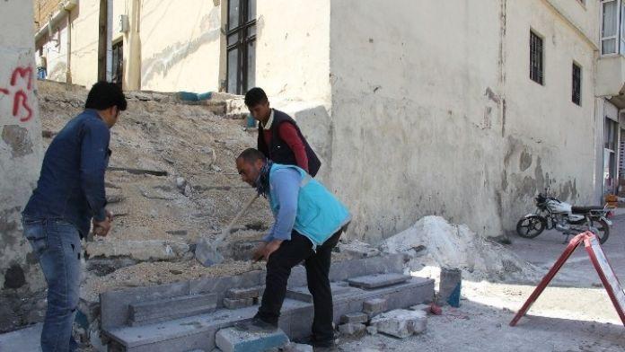 Eyyübiye'ye Yeni Yollar Kazandırılıyor