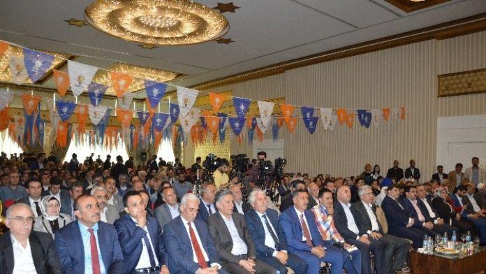 AK Parti Diyarbakır İl Danışma Meclis Toplantısı