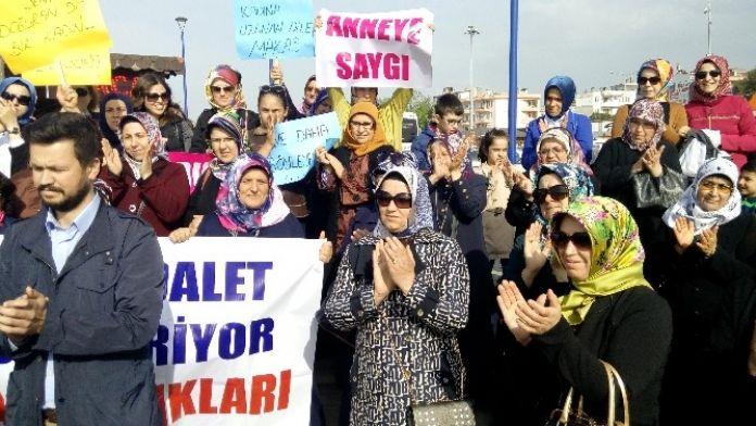 AK Parti Kadın Kollarından Kılıçdaroğluna Tepki