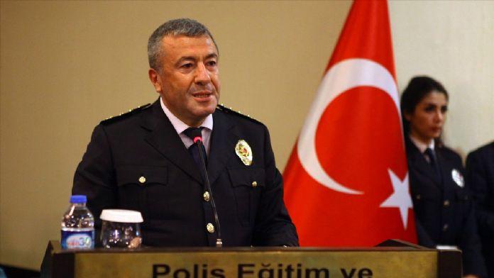 Türk Polis Teşkilatı'nın 171'inci kuruluş yıl dönümü