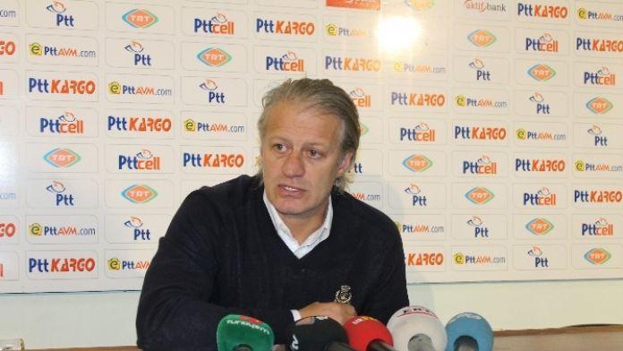 Alima Yeni Malatyaspor - Şanlıurfaspor Maçının Ardından