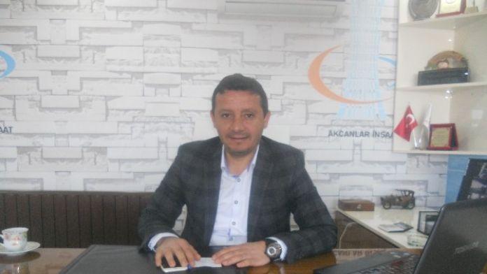 İş Adamı Akcan, Polis Haftasını Kutladı
