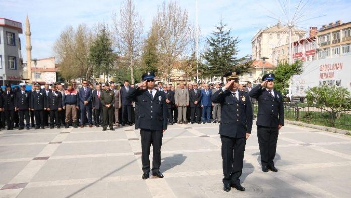 Beyşehir'de Polis Teşkilatı'nın 171. Kuruluş Yıl Dönümü Etkinlikleri