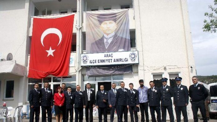 Türk Polis Teşkilatı'nın 171. Yılı Kutlandı
