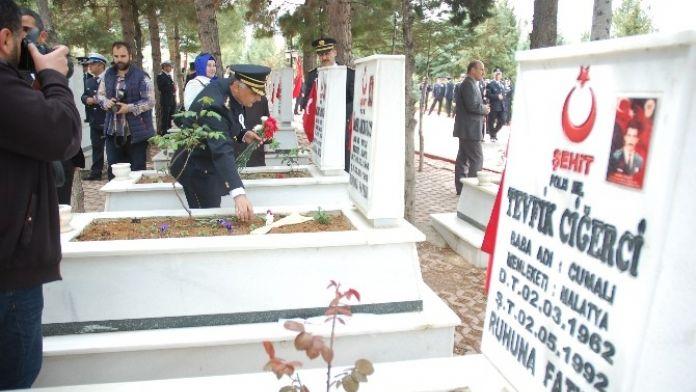 Polis Teşkilatının Kuruluşunun 171. Yıl Dönümü Dolayısıyla Tören Düzenlendi