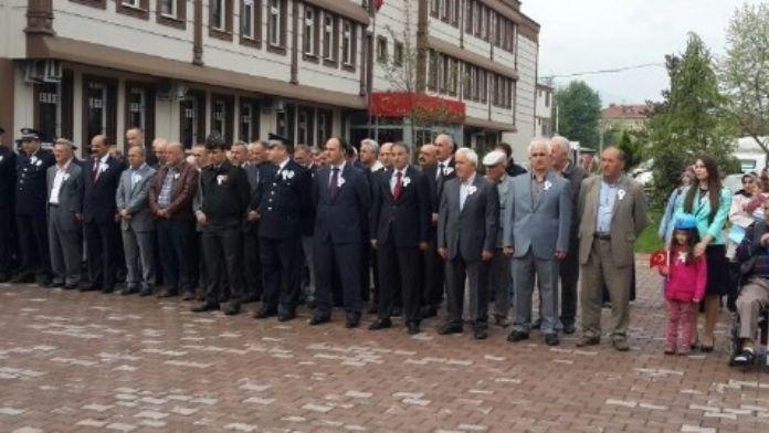 Gölyaka'da Polis Haftası Kutlandı