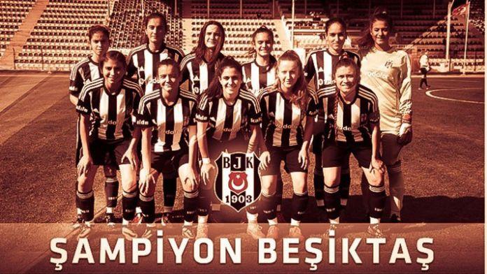Şampiyon Beşiktaş !