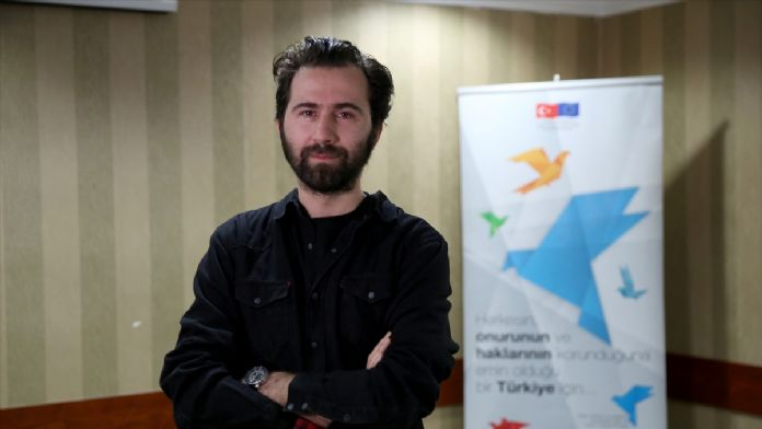 'Türkiye'nin 'insan hakları' filmi çekildi