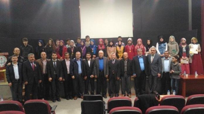 Arapça Etkinlik Yarışmaları Bartın Elemeleri Yapıldı