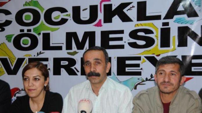 Kesk, Yüksekova'dan göç edenlere yardım çağrıda bulundu