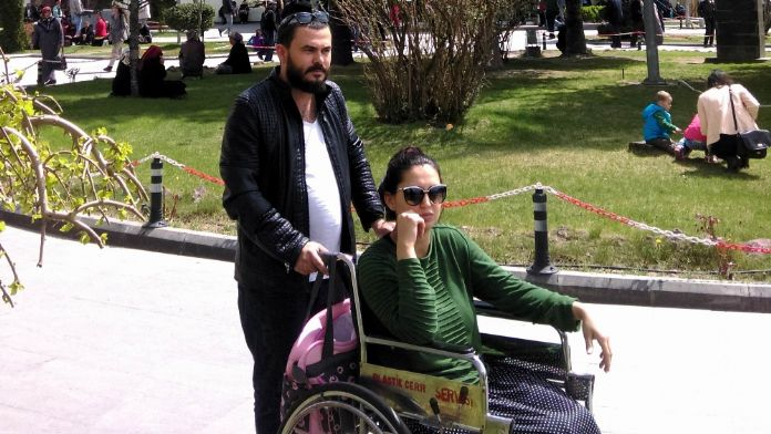 'O Ses Türkiye' yarışmacısı hastaneden çıktı