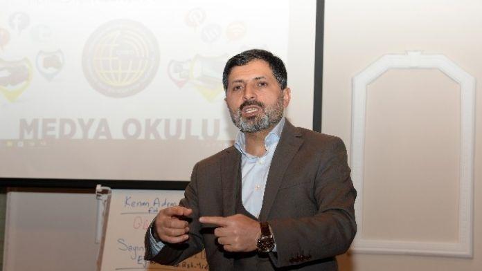 Eğitim-bir-sen Genel Başkan Yardımcısı Kolukısa: 'Medya İle STK'lar İşbirliği Yapmalı'
