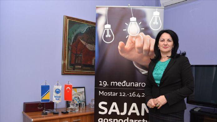 19. Uluslararası Mostar Ekonomi Fuarı başlıyor