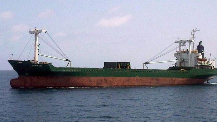 Nijerya açıklarında 6 Türk denizci kaçırıldı
