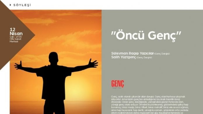 Osm'de 'Öncü Genç' Konulu Söyleşi Konuşulacak