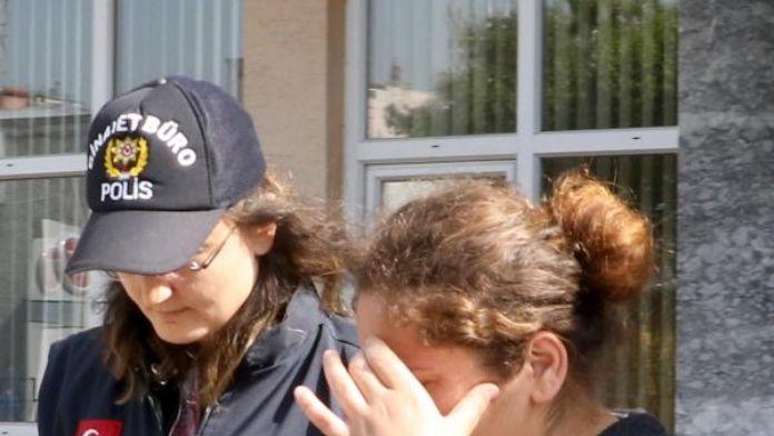 Gasp şüphelisi kadın serbest bırakıldı