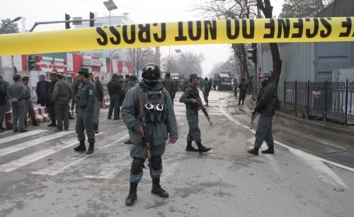 Afganistan'da Bombalı Saldırı: 12 ölü, 38 yaralı