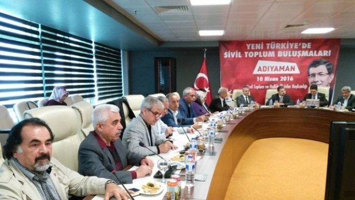 Başkan Öner, 'AK Partinin Yeni Anayasa Çalışmalarını Destekliyorum'