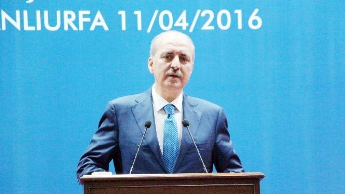Başbakan Yardımcısı Numan Kurtulmuş: