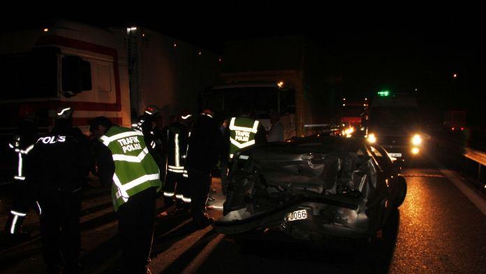İstanbul'da kalp ameliyatı geçirdi, dönüş yolunda kaza yapıp öldü