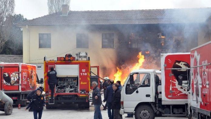 Başkent'te Kış Mevsiminde Bin 547 Yangın Yaşandı