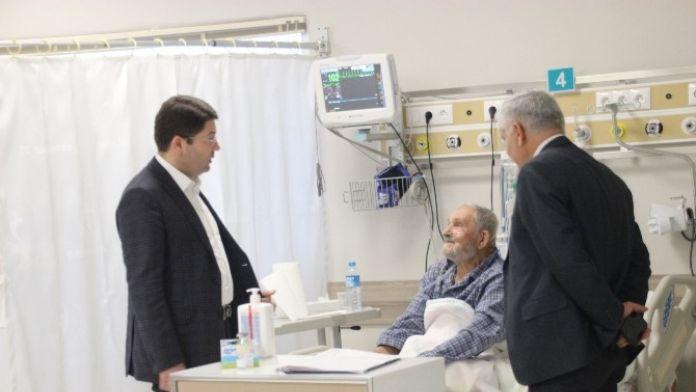 Milletvekili Yılmaz Tunç: 'Sağlıkta Devrim Yaptık'