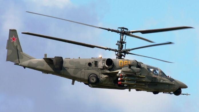 Suriye'de Rus helikopteri düştü: 2 ölü