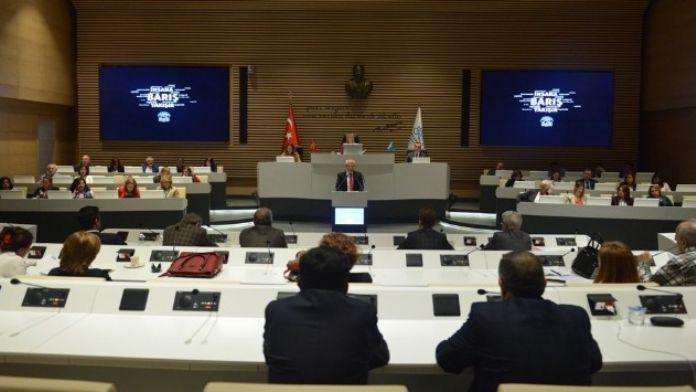 Nilüfer Belediyesi'nin Faaliyet Raporu Meclisten Geçti