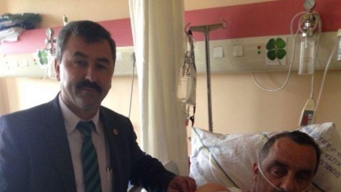 Başkan Erdoğan'dan Hasta Ziyareti