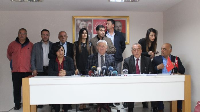 CHP İzmir İl Teşkilatı 'sızıntı' iddiasını yalanladı
