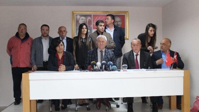 CHP İzmir'den 'Sızdırılan Kimlik Bilgileri' Açıklaması