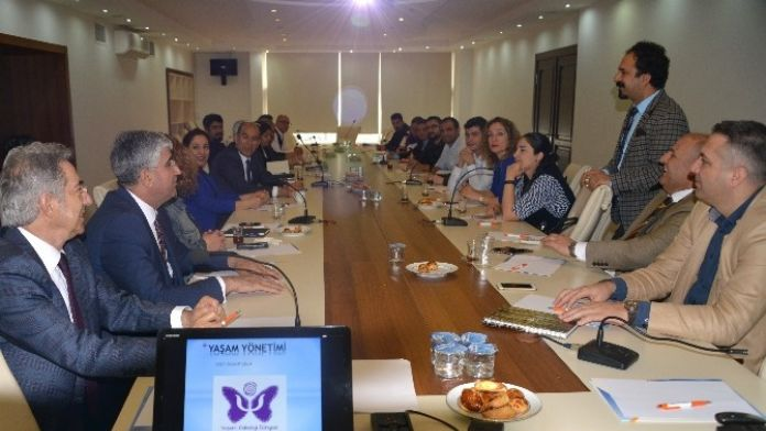 Belediye Çalışanlarına 'Yaşam Yönetimi' Semineri