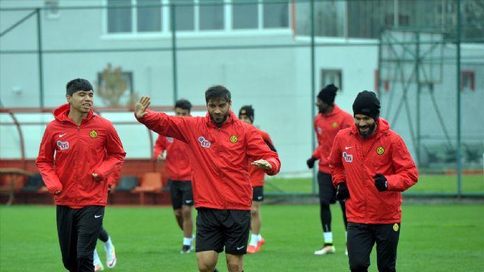 Eskişehirspor'da Torku Konyaspor maçı hazırlıları