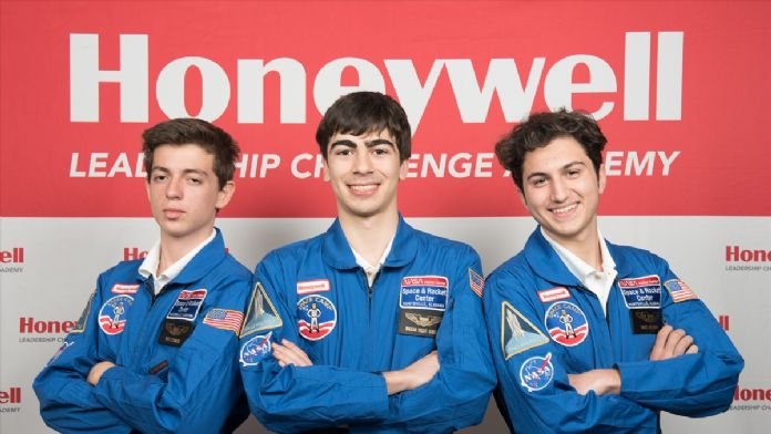 Honeywell Liderlik Akademisi üç Türk öğrenciyi ağırladı