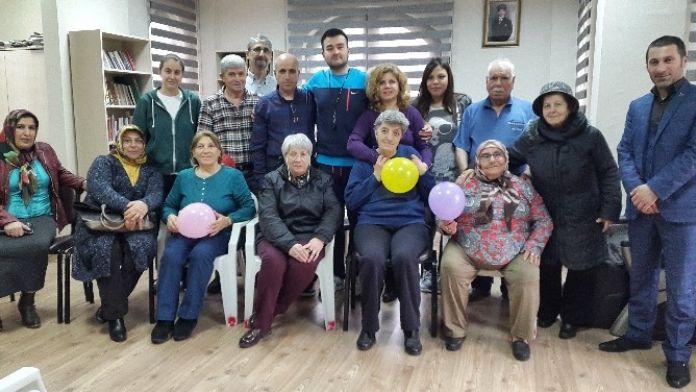 Emekli Evinde Egzersiz Eğitimi