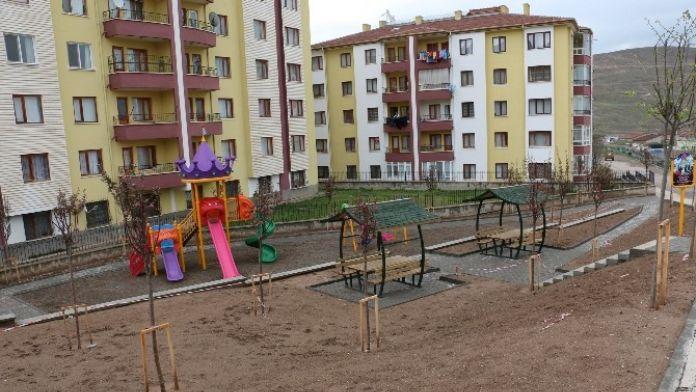 Çankırı'da Park Sayısı Artıyor