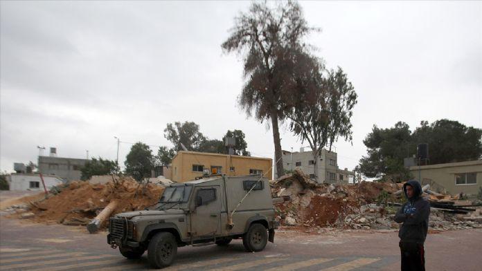 İsrail'in Filistin'deki yıkımları