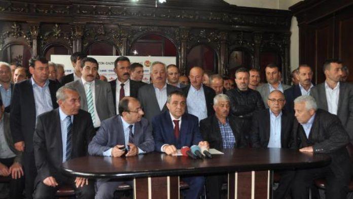 O başkan MHP'li Meclis Üyesi'nin dövülmesini kınadı
