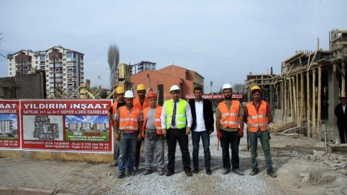 Sorgun Belediye Başkanı Ahmet Şimşek, İş Güvenliği Konusunda Vatandaşları Uyardı